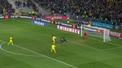 Le but magnifique, tout en finesse, de Stepinski pour la victoire de Nantes sur