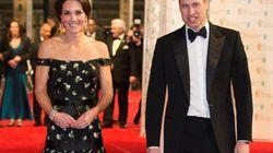 La princesse Kate sublime aux côtés du prince William aux