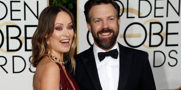 Les acteurs Olivia Wilde et Jason Sudeikis sont parents d'une petit Daisy