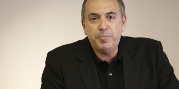 Jean-Marc Morandini à Paris le 14 octobre