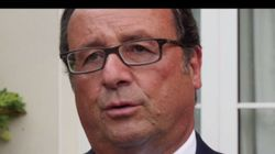 Non, Hollande n'a pas abandonné la vie