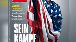 Trump comparé à Hitler en couverture d'un célèbre magazine