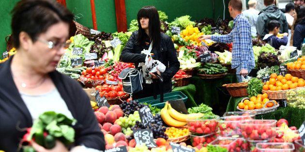 Le palmarès des plus fortes baisses (et hausses) du prix des fruits et légumes cet