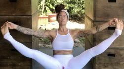 Cette prof de yoga a un puissant message sur les règles à faire