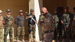 Au coeur d'une milice chrétienne intégrée à la coalition contre