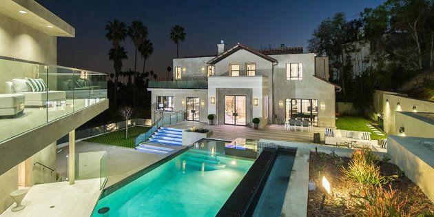 Découvrez la nouvelle maison de rêve de Rihanna en