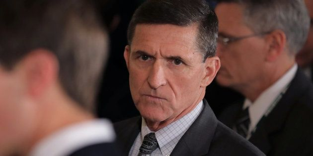 Michael Flynn, le conseiller de Donald Trump pour la sécurité, a