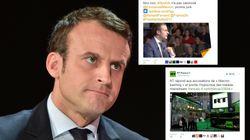 Attaqués par le camp Macron, le Kremlin et les médias russes nient vouloir nuire au