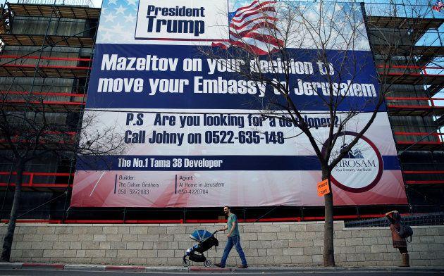 Avant sa première rencontre avec Benjamin Netanyahu, Donald Trump a déjà commencé à reculer sur Israël...