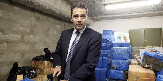 François Thierry, l'ex-chef des Stups, mis en examen pour complicité de trafic de