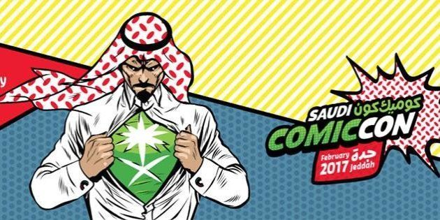 L'Arabie saoudite accueille son premier Comic Con