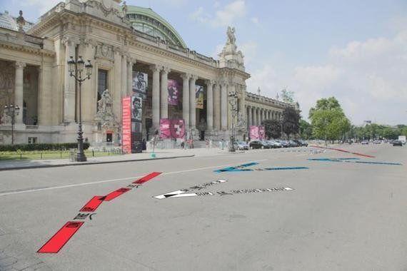 Le marché de l'art contemporain est à la