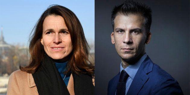 Aurélie Filippetti et Gaspard Gantzer sur RTL avec la bande de Marc-Olivier