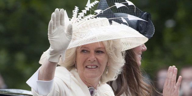 Camilla Parker Bowles et Kate Middleton à