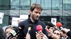 Antoine Genton le porte parole des grévistes d'i-Télé revient sur France