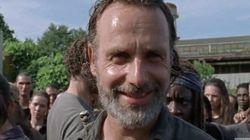 SPOILERS - On sait pourquoi Rick sourit à la fin de l'épisode 9 de la saison 7 de