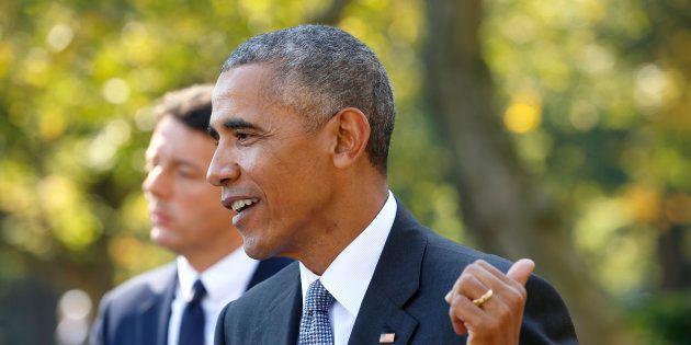 Barack Obama demande à Donald