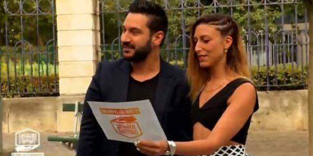 Denny Imbroisi et Silvia Notargiacomo