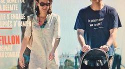 Avec ce t-shirt, Montebourg défend le made in France même à