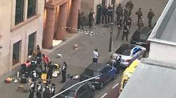 Attaque terroriste contre des militaires à Bruxelles, l'assaillant