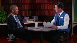 Barack Obama refait son CV et se prépare à ses futurs entretiens