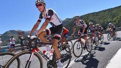 Le Français Warren Barguil exclu du Tour d'Espagne pour