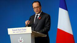 Hollande demande des
