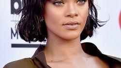Rihanna lance une ligne de bas à saveur