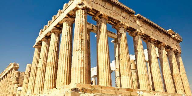 L'Acropole d'Athènes, l'un des lieux les plus visités et les plus prisés au