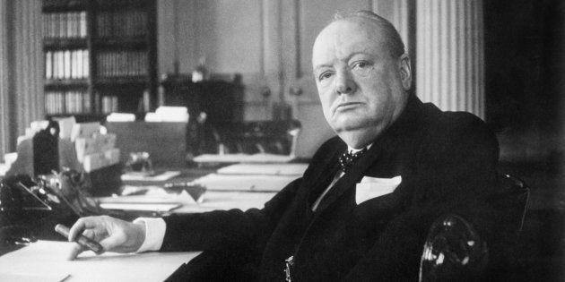 Winston Churchill a écrit en 1939 un texte à propos de la vie extraterrestre, d'un point de vue purement