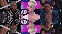 Katy Perry a fait flop sur flop avec ses blagues aux VMAs, et c'était très