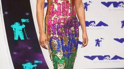 Si la robe de Mel B aux VMAs est un message à son ex, il a le mérite d'être