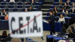 Sur le CETA, le bras gauche de Macron affiche ses réticences face à