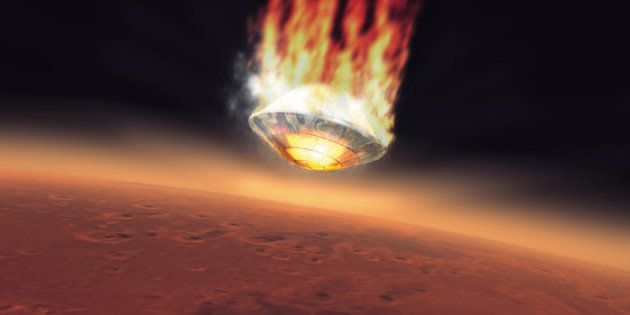 L'ESA n'a encore jamais réussi à atterrir sans encombre sur
