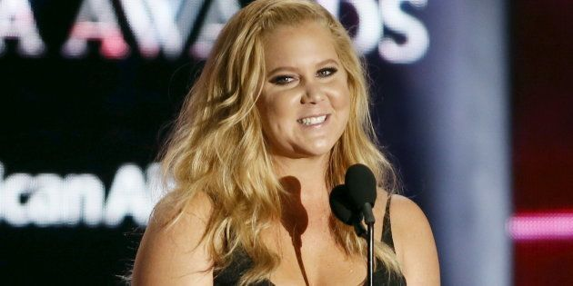 Amy Schumer a lu une