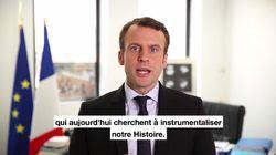 Guerre d'Algérie: Macron assume un discours sans