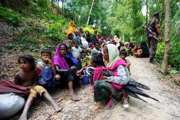 En Birmanie, Aung San Suu Kyi accuse la minorité musulmane d'utiliser des enfants