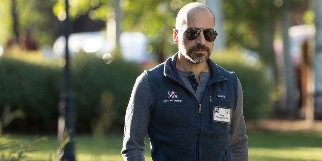 Pour restaurer son image, Uber place le PDG d'Expedia Dara Khosrowshahi, un anti-Travis Kalanick, à sa