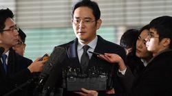 L'héritier de Samsung arrêté dans un scandale de corruption