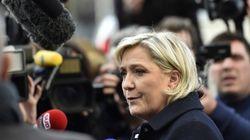 Emplois fictifs au Parlement européen: Marine Le Pen nie avoir reconnu quoi que ce