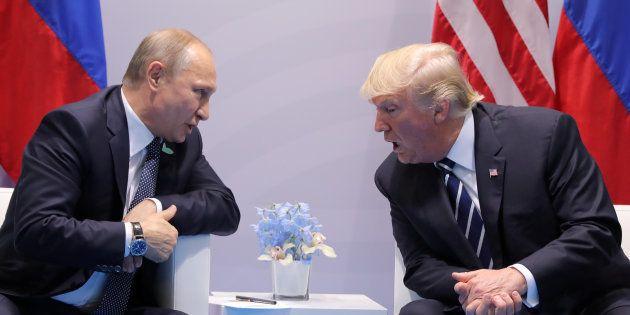Trump a tenté de négocier un projet immobilier à Moscou pendant la