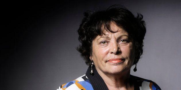 La candidate à la primaire EELV Michèle Rivasi. AFP PHOTO / JOEL