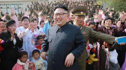 Kim Jong-Un a eu un troisième