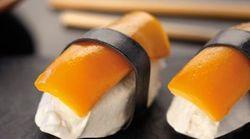 Ces sushis inspirés de la gastronomie italienne ont l'air plus vrais que