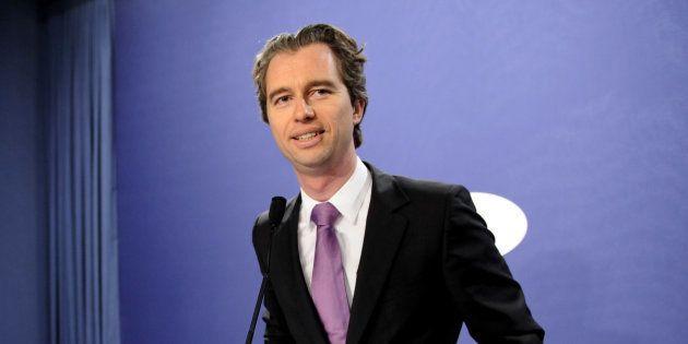 Avant Bruno Roger-Petit, David Martinon fut le dernier porte-parole de l'Elysée entre 2007 et