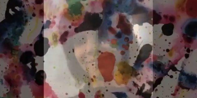 La vidéo de Sophie Marceau à la FIAC mériterait de figurer à la