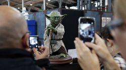 Au Comic Con 2016, les photos et les autographes sont