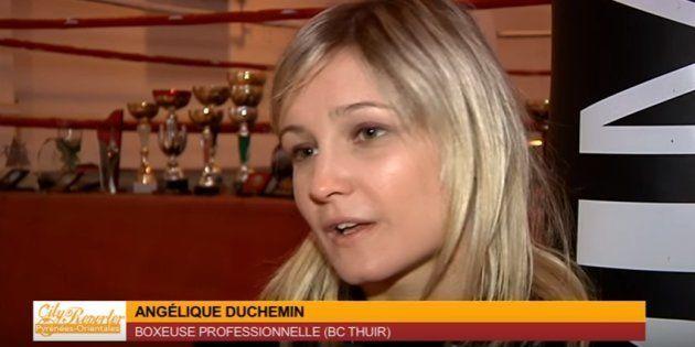 La boxeuse Angélique Duchemin est morte ce mardi 29 août, à l'âge de 26