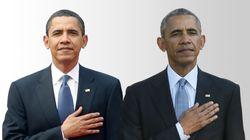 En huit ans à la Maison-Blanche, le visage de Barack Obama a beaucoup