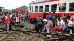Au moins 60 morts dans le déraillement d'un train au